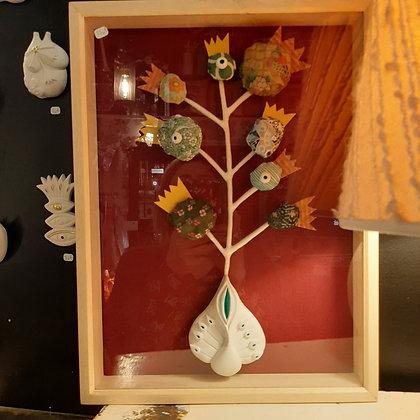 arbre de vie par Cécile Chareyron