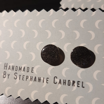 boucles d'oreilles céramique créateur Stéphanie Cahorel boutique Cam Le Mac