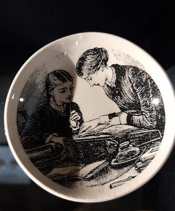 coupelle vintage vide-poche céramique création Stephanie Cahorel boutique cam le mac