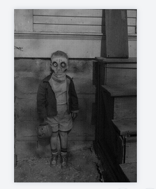 carte enfant halloween