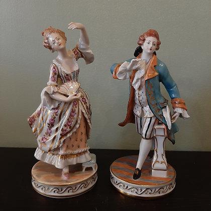 couple porcelaine