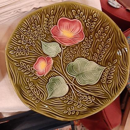 coupe vintage fleurie