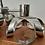 Thumbnail: lustre métal chromé