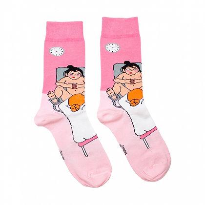 chaussettes femme féminisme gynéco coucou suzette boutique accessoires cam le mac