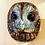 vase murale trophée quel ceramics cabinet de curiosités boutique cam le mac chouette hibou