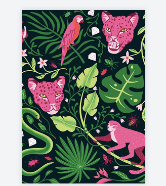 carte jungle 6