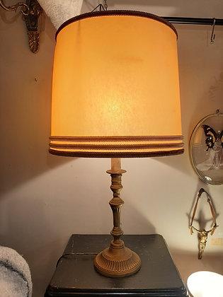 grande lampe bronze