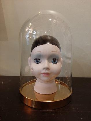 Tête de Pierrot ancienne