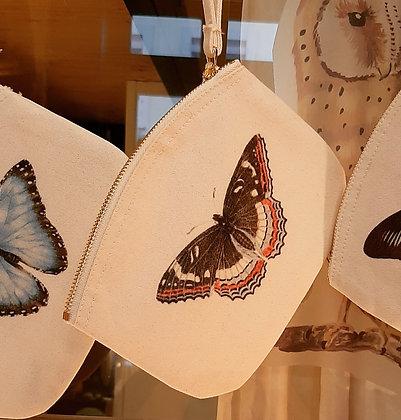petite trousse papillon Cam Le Mac' recto