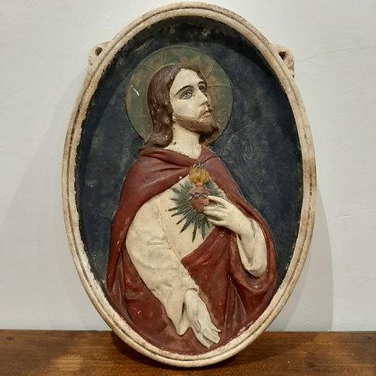 exvoto jesus coeur sacré