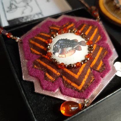 collier poisson sophie malard