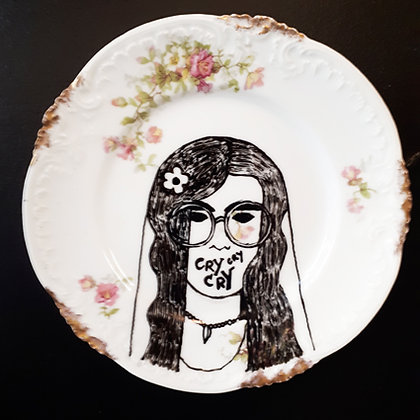 assiette Janis