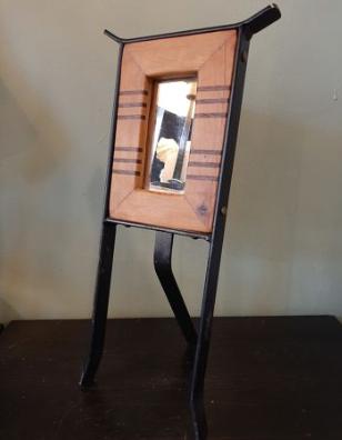 miroir brutalise