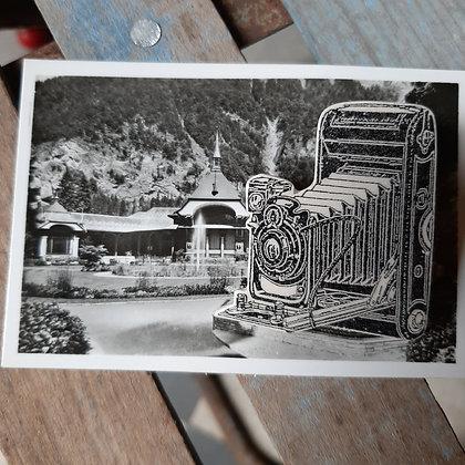broche céramique appareil photo Stéphanie Cahorel photo vintage