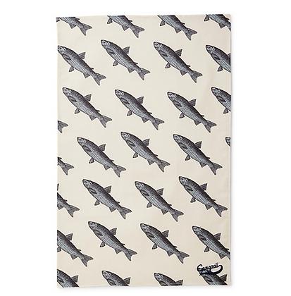 torchon Fish par Gangzaï  boutique décoration cam le mac