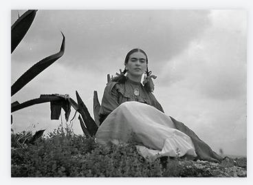 carte Frida n&b