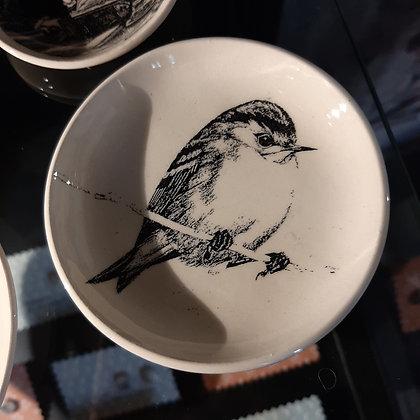 coupelle oiseau vide-poche céramique création Stephanie Cahorel boutique cam le mac