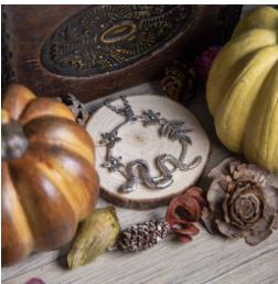 collier serpent créateur Noémie Zomby boutique cam le mac