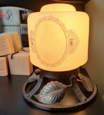 lampe années 30