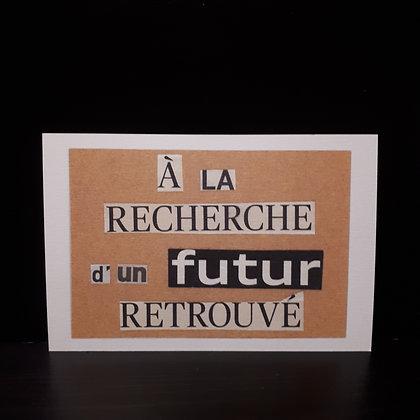 carte futur...le pari des mots