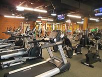 Interior Gymnasium