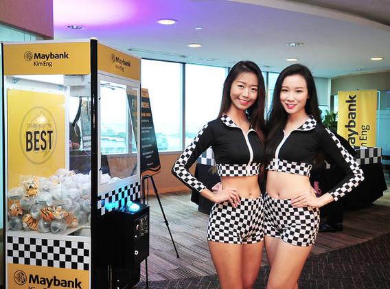 Maybank F1 Screening Event