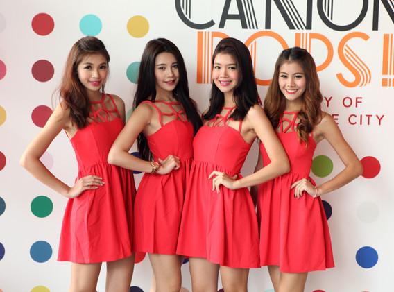 Canon Pixma Launch