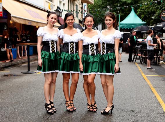 St Pat's Street Celebration