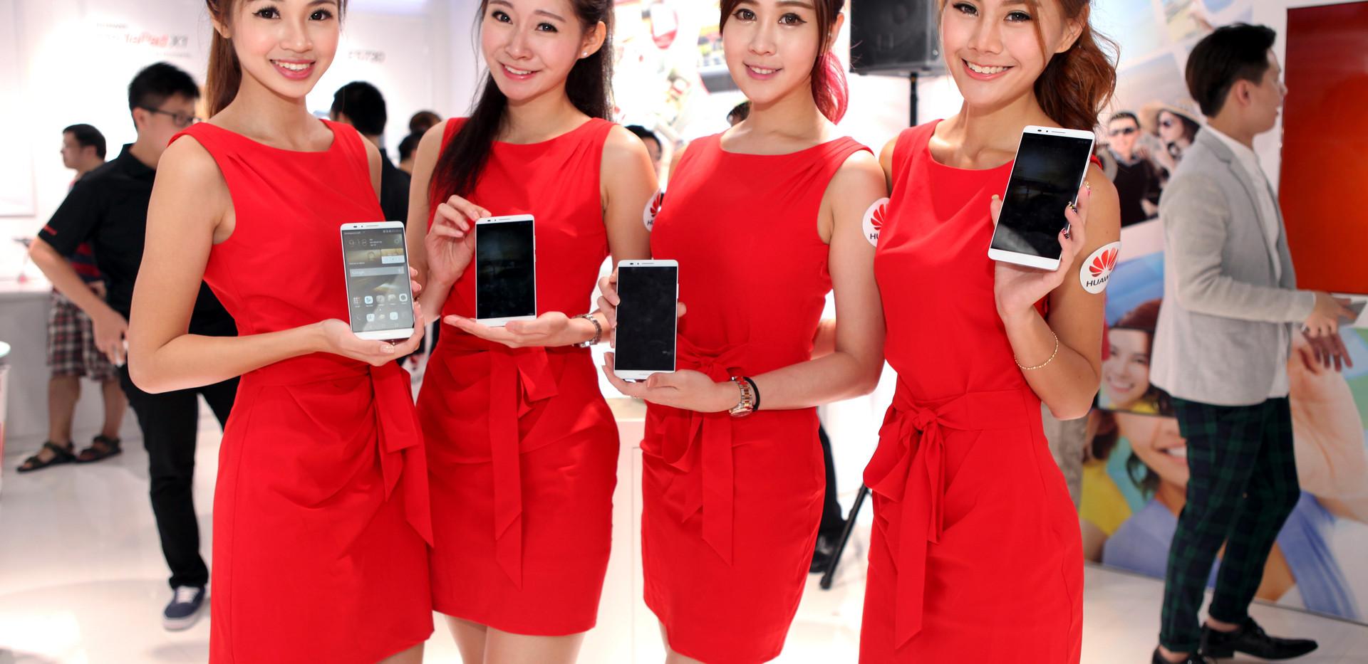 Huawei Flagship Store Launch