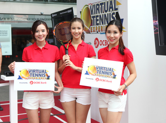OCBC WTA Activation
