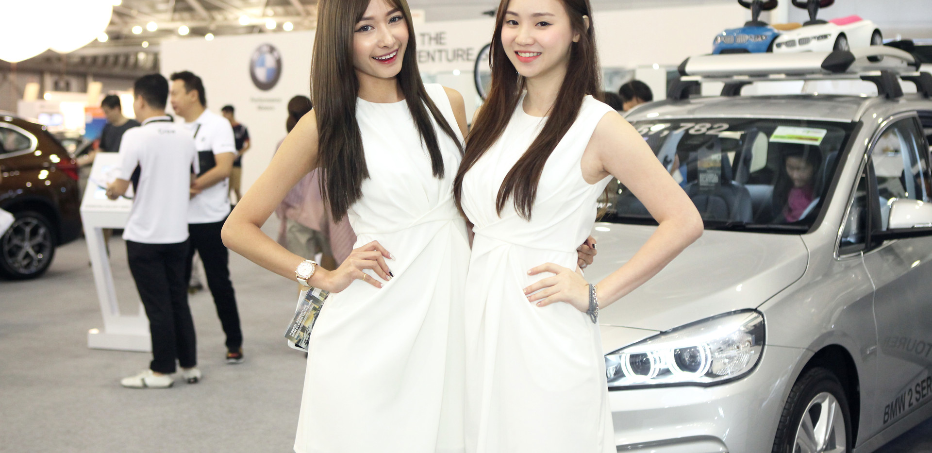 BMW Cars @ Expo