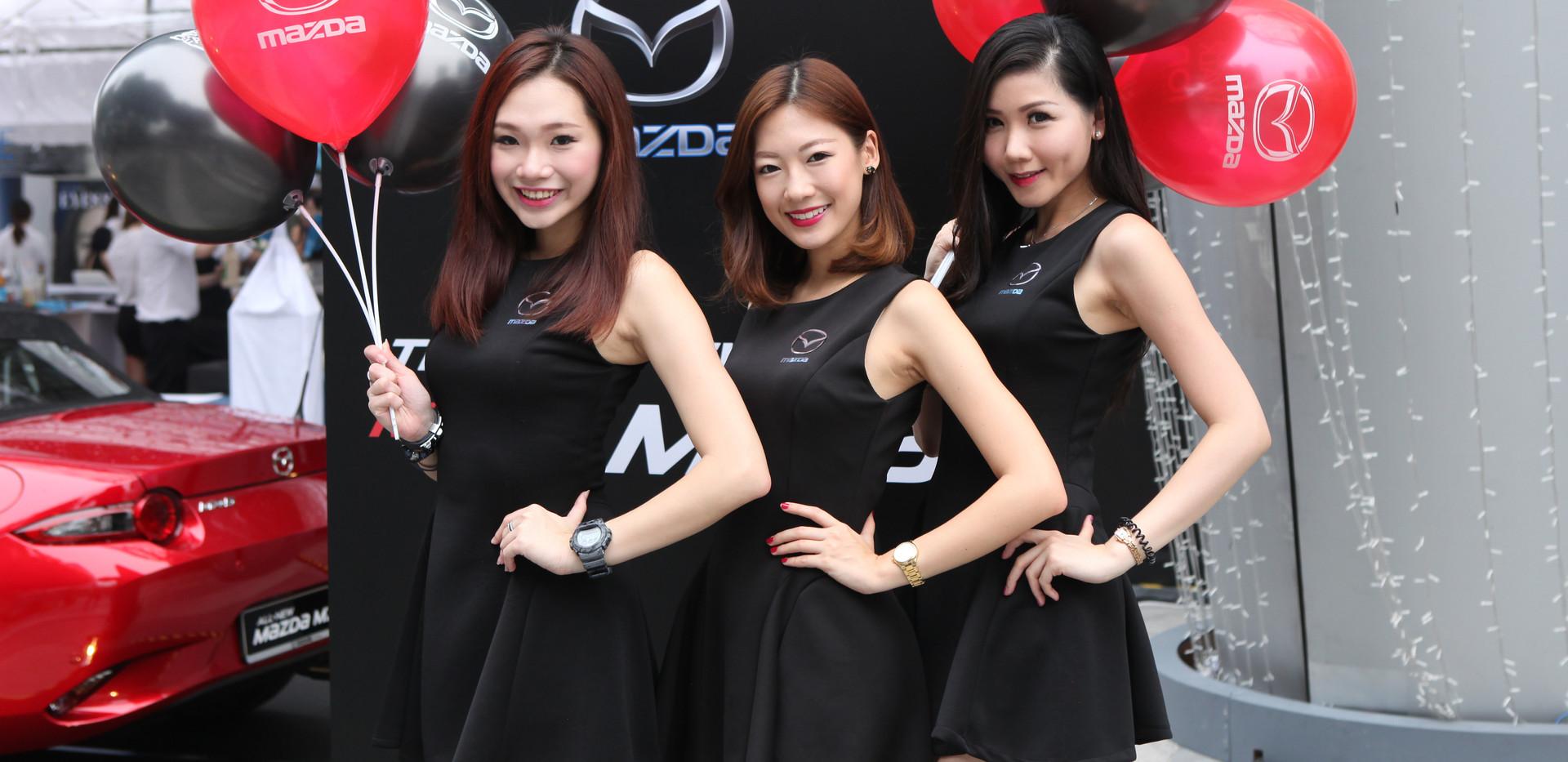 Mazda Her World Event
