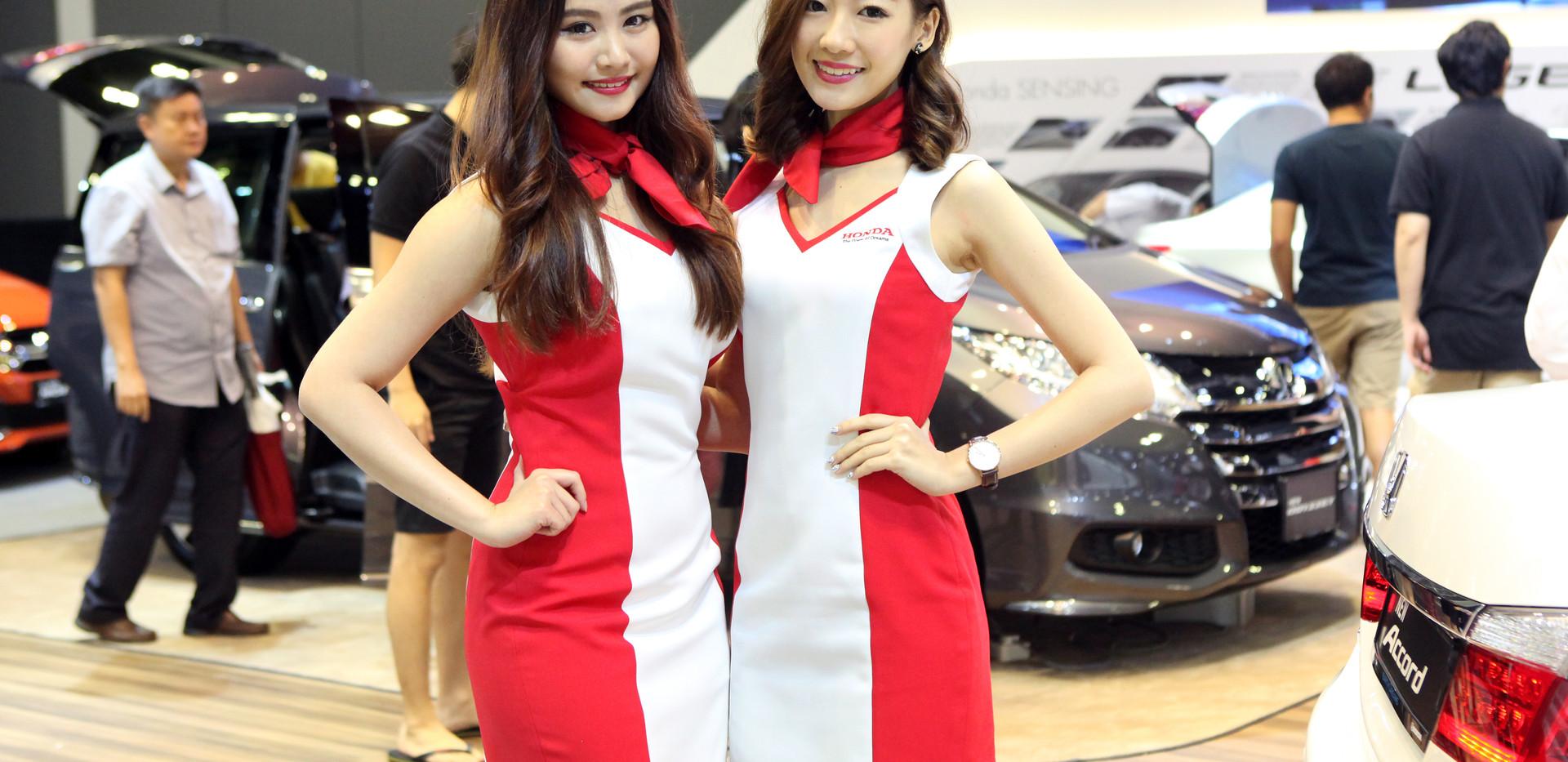 Honda Motorshow 2016