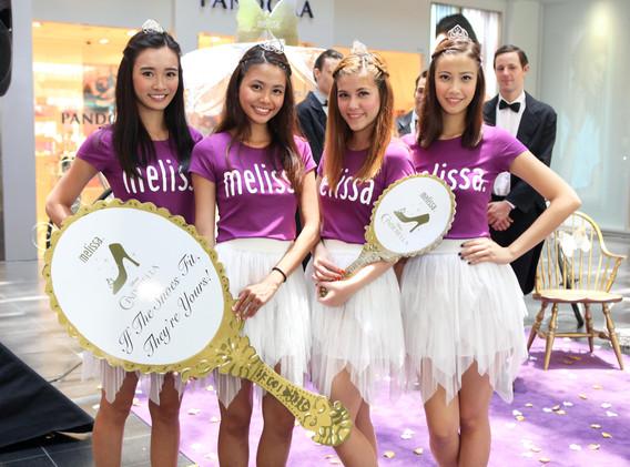 Melissa Shoes Event