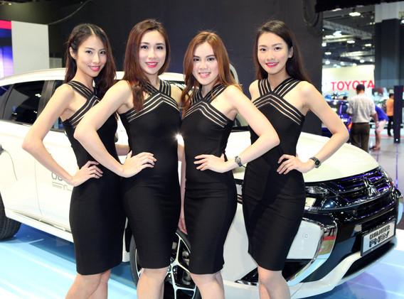 Mitsubishi Motorshow 2016