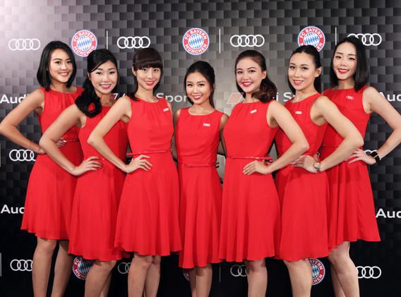 Audi Car Launch Event