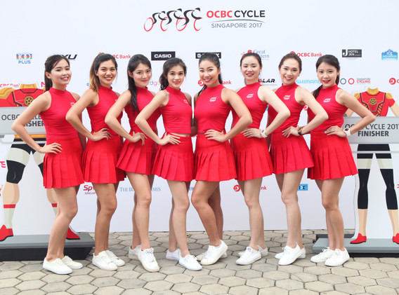 OCBC Cycle Event