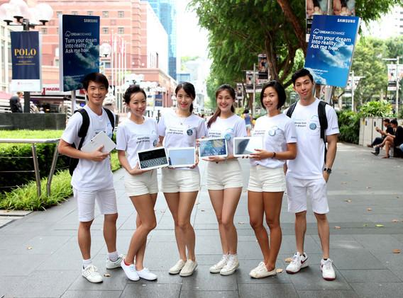 Samsung Dream Exchange Event