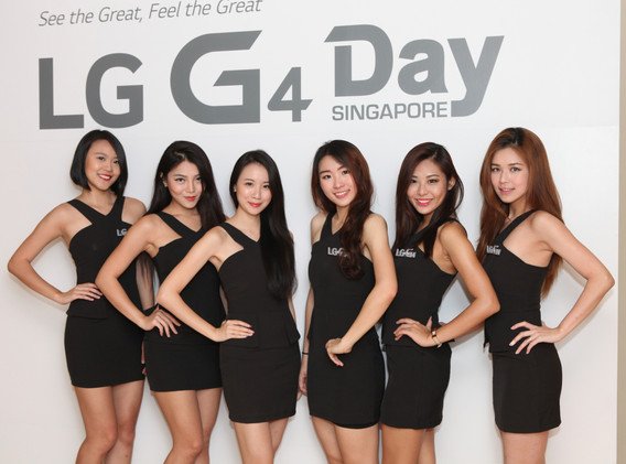 LG G4 Launch