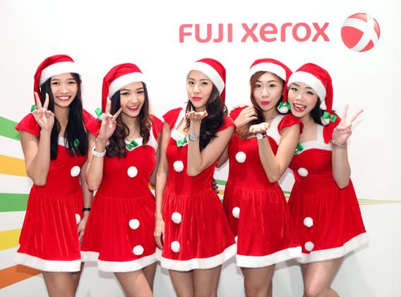Fuji Xerox Xmas Party