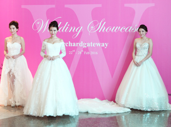 Orchard Gateway Runway Show
