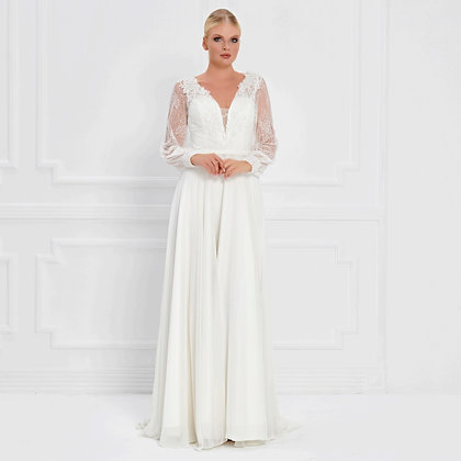 017575 Wedding Dress