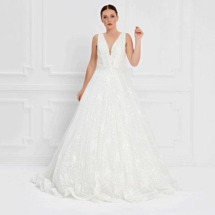 017574 Wedding Dress