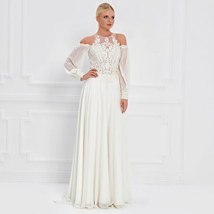 017559 Wedding Dress