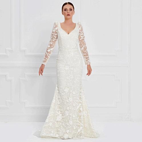 017583 Wedding Dress
