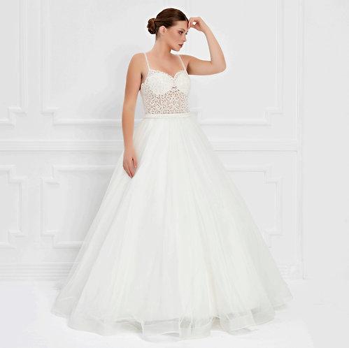 017547 Wedding Dress