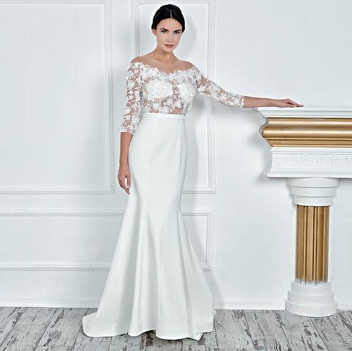 017155 Wedding Dress
