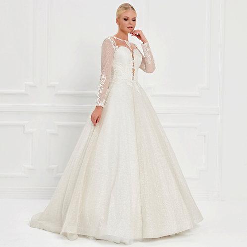 017533 Wedding Dress