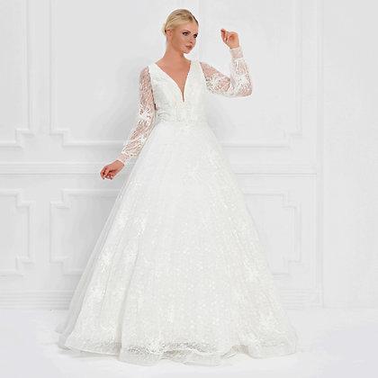 017573 Wedding Dress