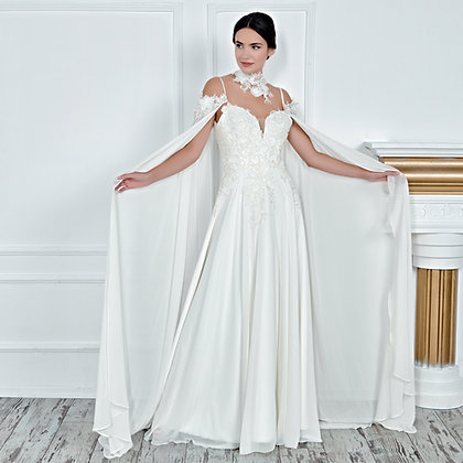 017160 Wedding Dress